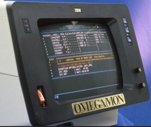 Omegamon Screen Image